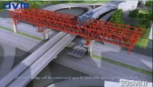اجرا پل صدر+sadr express bridge highway